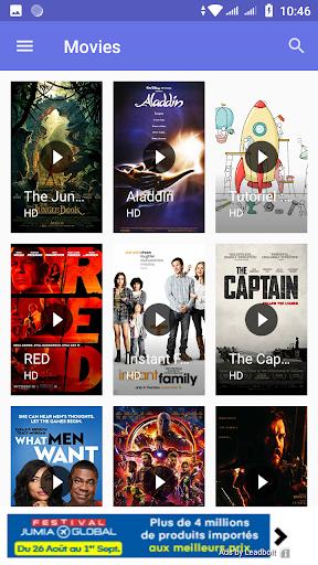 TKFAART : Films et Séries