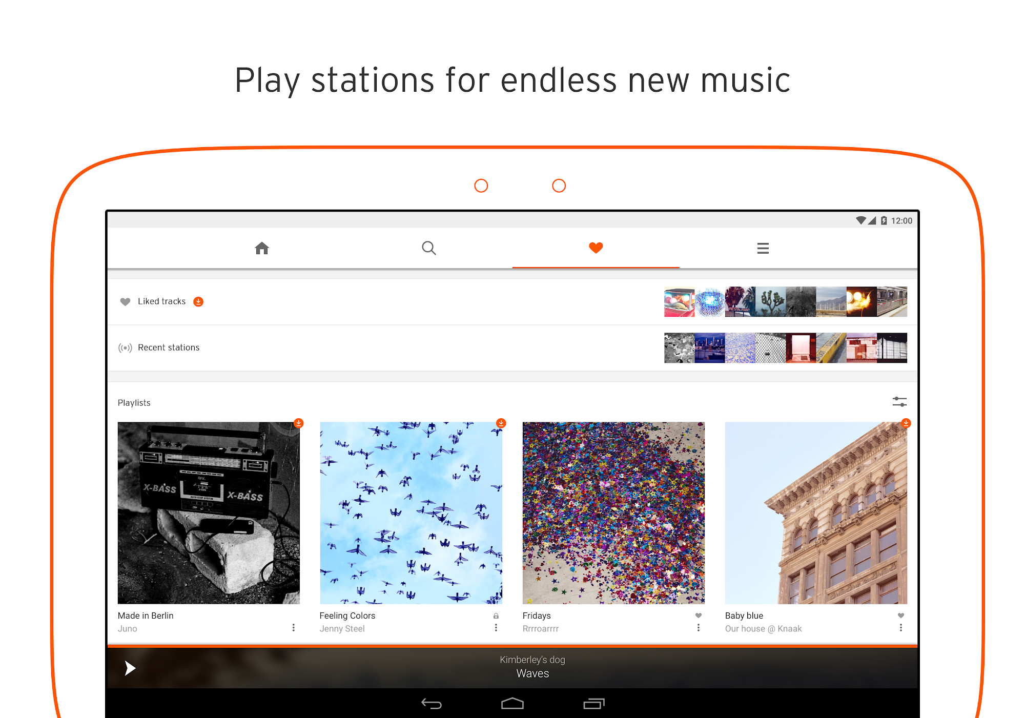 SoundCloud - Music & Audio screenshot #7