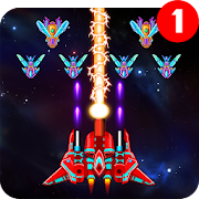 Galaxy Attack: Alien Shooter 7.44 MOD APK