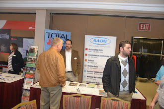 Photo: Total HVAC table top display