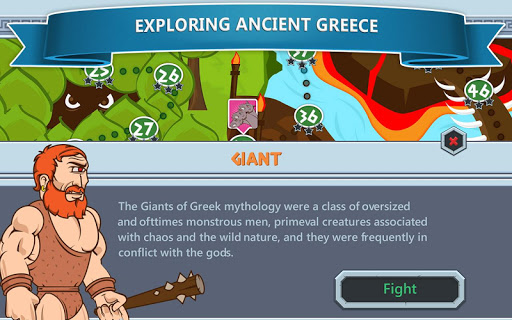 Math Games - Zeus vs. Monsters 1.19 screenshots 9