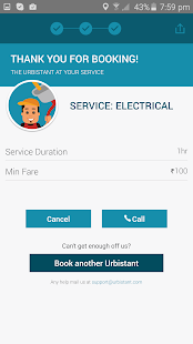 Urbistant - Home Services- screenshot thumbnail