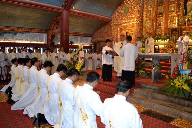 Thánh lễ Truyền chức linh mục giáo phận Phát Diệm 2017 - Ảnh minh hoạ 17