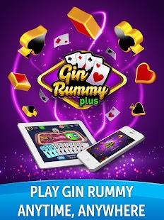 Gin Rummy Plus- screenshot thumbnail