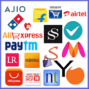 All in One Shopping App 5000+ Online Shopping Apps