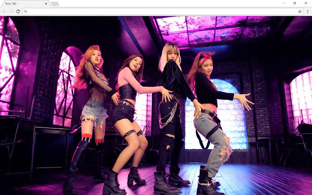Kpop BLACKPINK New Tab & Themes