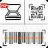 QR & Bar-Code Scanner App : Scan Documents To PDF