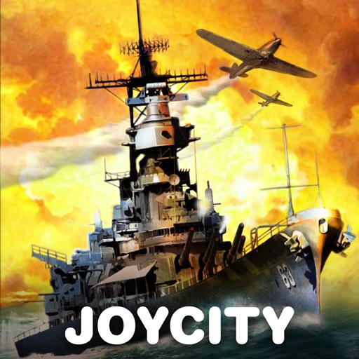 WARSHIP BATTLE:3D World War II 動作 App LOGO-APP試玩
