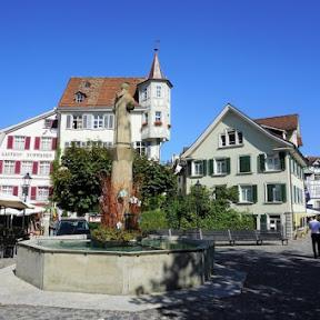世界遺産の修道院からはじまった東スイスの中心都市、ザンクト・ガレンを歩く