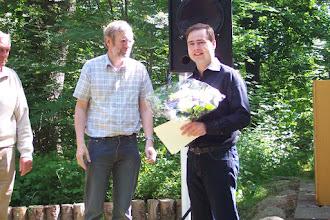 Photo: Poul Lorentzen, Jørgen Bak og Nicolai Wammen