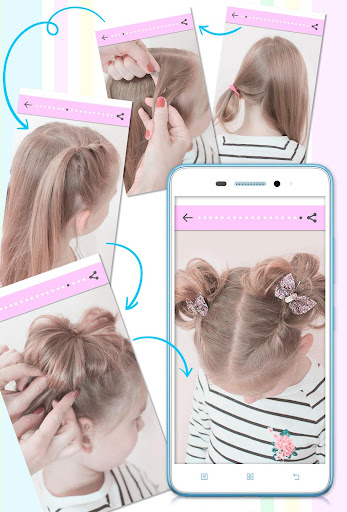 Hairstyle Girls 1.4.4 screenshots 3