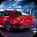 Civic Driving & Parking & Racing Simulator 2021 icon