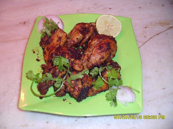 Easy Chicken Fry Recipe