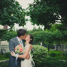 Wedding photographer Darya Legkopudova (S4astlyvaya). Photo of 12.08.2013