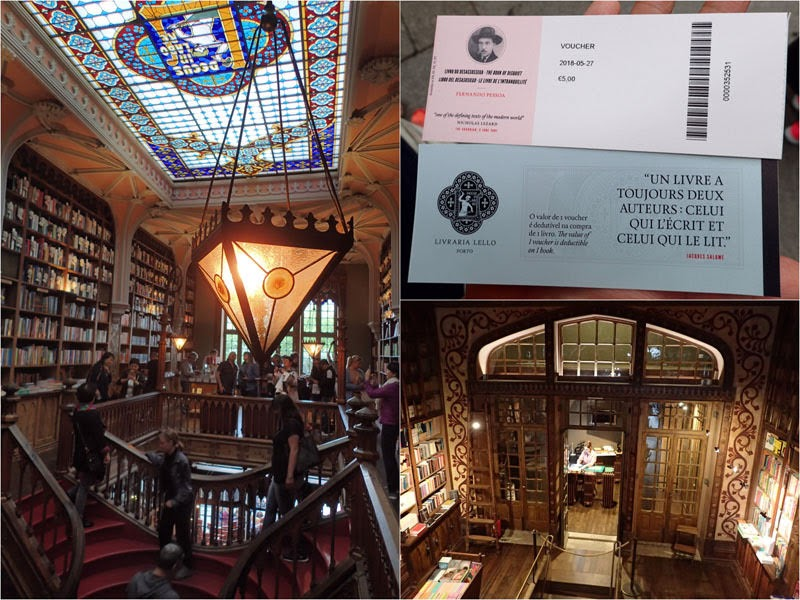 Livraria Lello (Porto, Portugal)