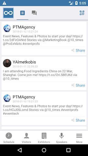 eAPP - Event App Demo by 10times com (Google Play, United