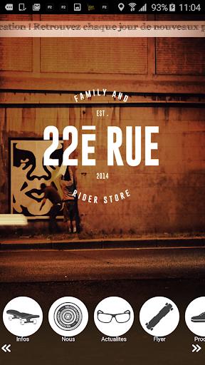 Rider Family 22eme Rue