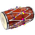 Dhol drums icon