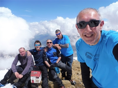 Aspe (2.640 m.)