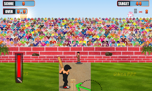 Cricket Challenge 15