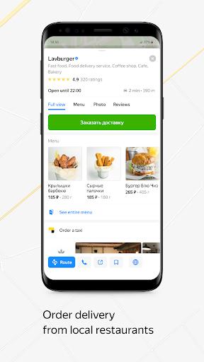 Yandex.Maps and Transport screenshot 2