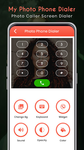 My Photo Phone Dialer- Photo Caller Screen Dialer cheat hacks