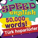 İngilizce öğrenirken - Türk icon
