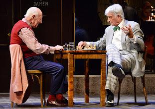 Photo: Wien/ Theater in der Josefstadt: FOREVER YOUNG von Franz Wittenbrink. Regie: Franz Wittenbrink. Kurt Sobotka, Gideon Singer.  Premiere am 31.1.2013. Foto: Barbara Zeininger