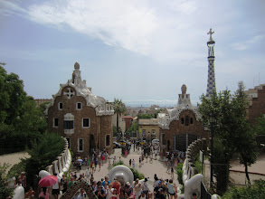 Photo: Park Guell