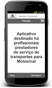 Moto Sinal - Profissional screenshot 8