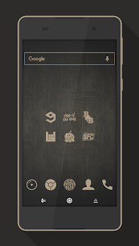 Rest - Icon Pack APK screenshot thumbnail 5