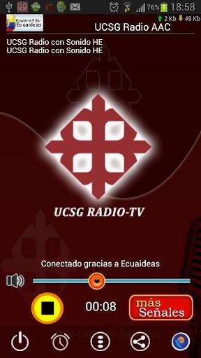 UCSG Radio y TV