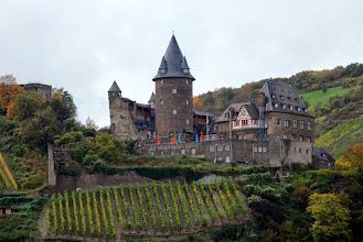 Photo: Stahleck Castle