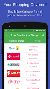 Cashback App & Free Recharges- screenshot thumbnail