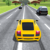 Car Traffic Racer Heavy Highway Rider Sim 2017