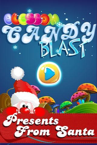 Blossom Candy Christmas II