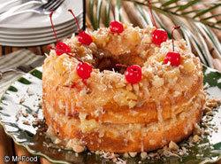 Tropical Delight Cake Recipe