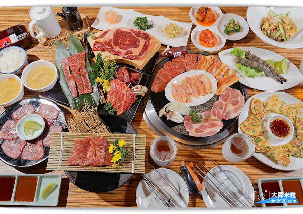 台北內湖燒肉推薦,日本埼玉人氣燒肉來台!燒肉的名門-赤虎,推薦萬福套餐與特選和牛~感受軟嫩多汁口感,台北單點燒肉推薦,赤虎燒肉菜單,