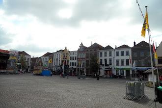 Photo: La grand place de Oudenaarde