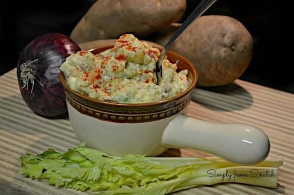 Lizzys  Potato Salad Recipe