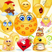 Emojiwa: Emoticons stickers for whatsapp