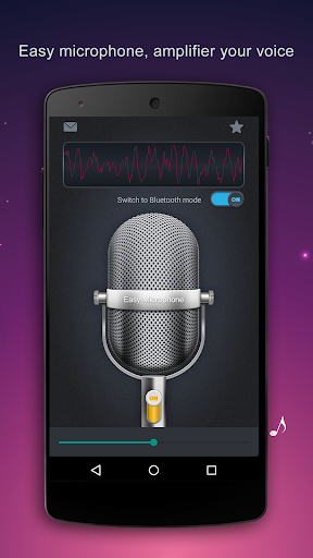 Easy Microphone  - Your Microphone and Megaphone 1.4.4 PC u7528 2