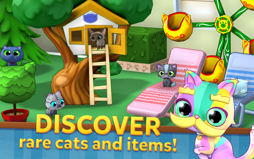 Kitty Keeper: Cat Collector 1.1.7 screenshots 2