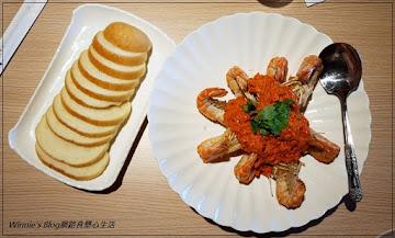 川將蝦-泰國活蝦主題餐廳