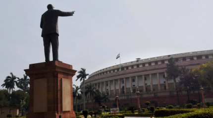 Winter session: Govt vs Oppn starts with our Ambedkar vs your Ambedkar