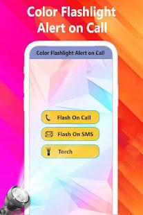 App Color Flashlight Alert on Call & SMS : LED Flash APK for Windows Phone