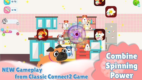 Where's My Dog - Connect 2 Pets & Bubble Spinners- screenshot thumbnail