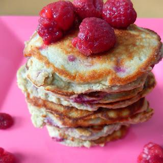 Grain Free Berry Pancakes