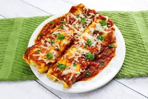 """Homemade Manicotti """"This is the ultimate way to make manicotti. Once you..."""