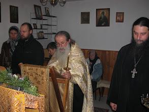 """Photo: с. Лешница, престолен празник на параклиса """"свв. Козма и Дамян Асийски"""", 13 ноември 2012 г."""